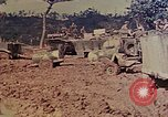 Image of 22nd Marines 1st and 2nd Battalion Naha Okinawa Ryukyu Islands, 1945, second 12 stock footage video 65675052910