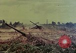 Image of artillery emplacement of 8th 155mm Gun Battalion Naha Okinawa Ryukyu Islands, 1945, second 9 stock footage video 65675052914