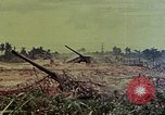 Image of artillery emplacement of 8th 155mm Gun Battalion Naha Okinawa Ryukyu Islands, 1945, second 10 stock footage video 65675052914