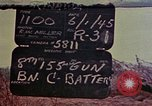 Image of 8th 155mm Gun Battalion Naha Okinawa Ryukyu Islands, 1945, second 1 stock footage video 65675052915