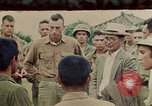 Image of United States Marines Takabanare Island Okinawa Ryukyu Islands, 1945, second 1 stock footage video 65675052918