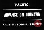 Image of United States Marines Okinawa Ryukyu Islands, 1945, second 4 stock footage video 65675052930