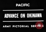 Image of United States Marines Okinawa Ryukyu Islands, 1945, second 5 stock footage video 65675052930