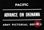 Image of United States Marines Okinawa Ryukyu Islands, 1945, second 6 stock footage video 65675052930