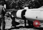 Image of Japanese suicide bomb rocket Okinawa Ryukyu Islands, 1945, second 11 stock footage video 65675052931