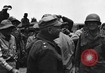 Image of Marine General Alexander Vandegrift Okinawa Ryukyu Islands, 1945, second 10 stock footage video 65675052937