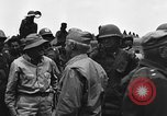 Image of Marine General Alexander Vandegrift Okinawa Ryukyu Islands, 1945, second 11 stock footage video 65675052937