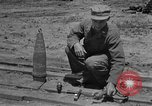 Image of United States Ordnance man Okinawa Ryukyu Islands, 1945, second 8 stock footage video 65675052939