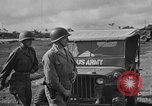 Image of General C Richardson Okinawa Ryukyu Islands, 1945, second 4 stock footage video 65675052941