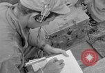 Image of radiomen Okinawa Ryukyu Islands, 1945, second 12 stock footage video 65675052948