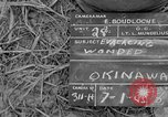 Image of 165th Infantry 27th Division Shima Okinawa Ryukyu Islands, 1945, second 4 stock footage video 65675052950