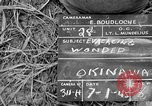 Image of 165th Infantry 27th Division Shima Okinawa Ryukyu Islands, 1945, second 5 stock footage video 65675052953