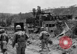 Image of 305th Infantry 77th Division Yuza Okinawa Ryukyu Islands, 1945, second 5 stock footage video 65675052954