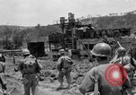 Image of 305th Infantry 77th Division Yuza Okinawa Ryukyu Islands, 1945, second 6 stock footage video 65675052954
