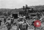 Image of 305th Infantry 77th Division Yuza Okinawa Ryukyu Islands, 1945, second 10 stock footage video 65675052954