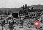 Image of 305th Infantry 77th Division Yuza Okinawa Ryukyu Islands, 1945, second 12 stock footage video 65675052954