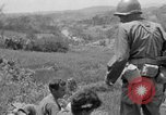 Image of 305th Infantry 77th Division Yuza Okinawa Ryukyu Islands, 1945, second 9 stock footage video 65675052957