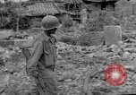 Image of 305th Infantry 77th Division Yuza Okinawa Ryukyu Islands, 1945, second 9 stock footage video 65675052963