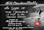Image of steamer Great Northern arrives in Hawaii Honolulu Hawaii USA, 1919, second 2 stock footage video 65675052975