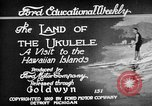 Image of steamer Great Northern arrives in Hawaii Honolulu Hawaii USA, 1919, second 7 stock footage video 65675052975