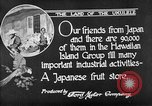 Image of Japanese people Hawaii USA, 1919, second 12 stock footage video 65675052976