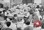 Image of Japanese newspaper room Tokyo Japan, 1943, second 6 stock footage video 65675052994