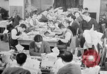 Image of Japanese newspaper room Tokyo Japan, 1943, second 7 stock footage video 65675052994