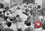 Image of Japanese newspaper room Tokyo Japan, 1943, second 8 stock footage video 65675052994