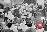 Image of Japanese newspaper room Tokyo Japan, 1943, second 9 stock footage video 65675052994