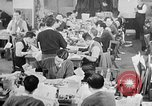 Image of Japanese newspaper room Tokyo Japan, 1943, second 10 stock footage video 65675052994