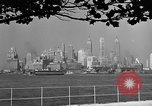 Image of skyline New York City USA, 1941, second 12 stock footage video 65675053009