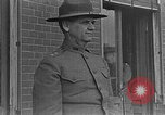 Image of Major General William S Graves Vladivostok Russia, 1918, second 9 stock footage video 65675053013