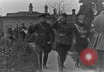 Image of Czech army personnel Vladivostok Russia, 1918, second 4 stock footage video 65675053014