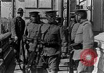 Image of Generalissimo Kikkuzo Otani Vladivostok Russia, 1918, second 6 stock footage video 65675053017