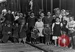 Image of Russian refugees pose for camera Vladivostok Russia, 1918, second 11 stock footage video 65675053021