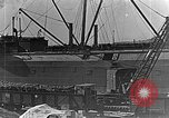 Image of US soldiers protect commodities sea port Vladivostok Russia, 1918, second 11 stock footage video 65675053025