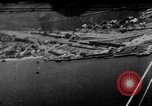 Image of shoreline and buildings Archangel Russia, 1918, second 1 stock footage video 65675053030