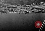 Image of shoreline and buildings Archangel Russia, 1918, second 2 stock footage video 65675053030