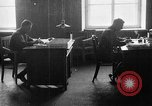 Image of Russian officials Archangel Russia, 1918, second 9 stock footage video 65675053033