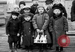 Image of Russian children Archangel Russia, 1918, second 1 stock footage video 65675053035