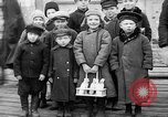 Image of Russian children Archangel Russia, 1918, second 4 stock footage video 65675053035