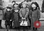 Image of Russian children Archangel Russia, 1918, second 8 stock footage video 65675053035