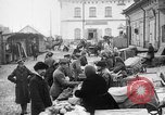 Image of US soldiers visit an open air market Archangel Russia, 1918, second 3 stock footage video 65675053036