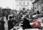 Image of US soldiers visit an open air market Archangel Russia, 1918, second 8 stock footage video 65675053036
