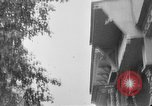 Image of Raising American flag at Red Cross hospital Archangel Russia, 1918, second 10 stock footage video 65675053037