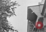 Image of Raising American flag at Red Cross hospital Archangel Russia, 1918, second 11 stock footage video 65675053037