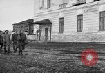 Image of Bolshevik prisoners Archangel Russia, 1918, second 2 stock footage video 65675053038