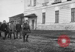 Image of Bolshevik prisoners Archangel Russia, 1918, second 3 stock footage video 65675053038
