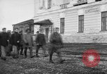 Image of Bolshevik prisoners Archangel Russia, 1918, second 4 stock footage video 65675053038