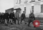 Image of Bolshevik prisoners Archangel Russia, 1918, second 5 stock footage video 65675053038